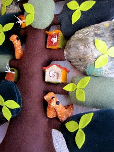 The Tree of the Birdhouses  Tree to hang by Intres on Etsy, $115.00...bird loveeee.