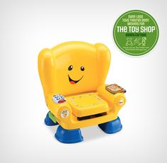 Baby can laugh and learn all while sitting down on their Fisher-Price 'Smart Stages' toy chair Bbq Party Games, Canada Shopping, Toys Shop, Rubber Duck, Fisher Price, Christmas Wishes, Online Furniture, Wonderland, Chair
