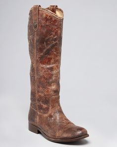 Frye Boots - Melissa Button | Bloomingdale's