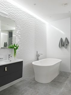Modern White Bathroom Tile 35 stylish small bathroom design ideas | simple bathroom