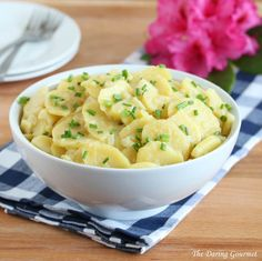 Restaurant-style Schwäbischer Kartoffelsalat (Swabian Potato Salad) Southern German Potato Salad