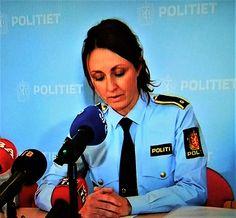 https://flic.kr/p/Qfc7WG | Polizistin Norwegen