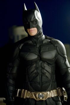 Christian Bale as Batman/Bruce Wayne - Batman Begins, The Dark Knight, & The Dark Knight Rises.