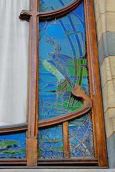Art Nouveau Artistry in Bruxelles: no. 6 | Flickr - Photo Sharing!