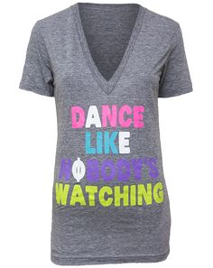 This would be cute for Dance Marathon <3 dphie is for the kids!!