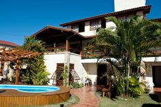 Tucano House Backpackers, em Floripa