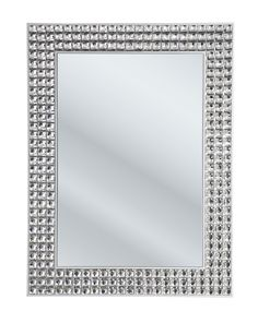 Wall-mounted mirror Crystals by KARE-DESIGN