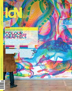 IdN v22n1: Colour and Graphics on Behance