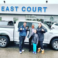 At every moment is a celebration with so many brand new getting delivered everyday! This family just got their new strong and powerful family member 😊 Sold ✔️ Toronto Canada, Special Deals, Fun Time, Ontario, Good Times, Art Photography, How To Memorize Things, Celebration, Ford