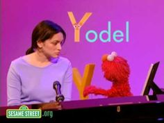 Sesame Street: Norah Jones Sings Don't Know Y - You just need Y, can't work together without Y synergize