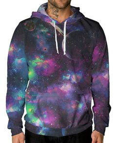 Deep Galaxy Unisex Hoodie