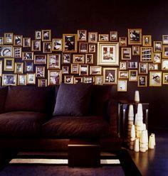 wall art - like facebook photos IRL