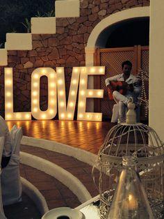 Cas mila wedding ibiza