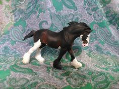 Collecta clydesdale custom by DPS