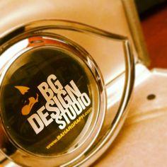 BG Logo in Loop Web Design Studio, Branding, Logo, Brand Management, Logos, Identity Branding, Environmental Print
