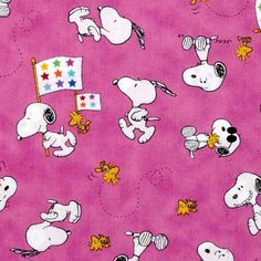 Click to shop Peanuts Fabric at Fabric.com and support our site.