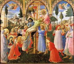 Fra Angelico *Descendimiento de la Cruz*