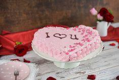 Herztorte ohne Werkzeug / Valentinstag / Muttertag