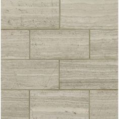 MS International White Oak 12 in. x 24 in. Polished Limestone Floor and Wall Tile (10 sq. ft. / case)-TWHTOAK12240.38P - The Home Depot