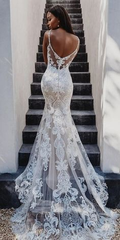 3308 Best Glamorous Wedding Gowns Images In 2020 Wedding Gowns