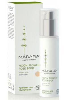 MÁDARA Moon Flower Rose Beige 50 ml