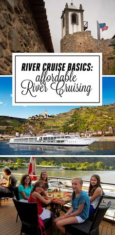 For many who are looking into a river cruise for the first time, the sticker-shock can be off-putting. But there are a number of reasons for the increase in price when compared to most ocean cruises. Read more here! Ocean Cruise, Cruise Boat, Cruise Travel, River Cruises In Europe, Cruise Europe, Sticker Shock, Cruise Offers, Cruise Holidays, Vacation Memories