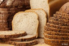 Bread Basics: 6 Types You Don't Have to Feel Bad About – Fitbit Blog