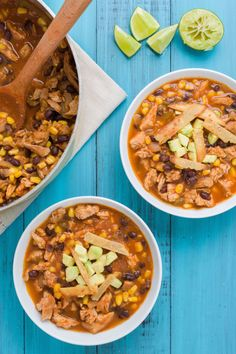 Whatever, tortilla soup. Get the recipe from Delish.