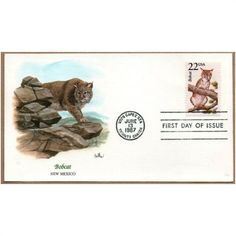 American Wildlife: Bobcat 22¢ US Stamp 1987 First Day Issue FDC Capex Toronto Listing in the FDC'S(1951-Now),Covers,United States,Stamps Category on eBid United Kingdom | 144838433