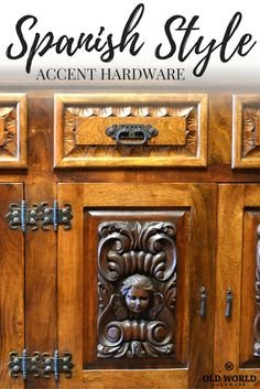 Etonnant Shop Hand Forged, Spanish Style Accent Hardware, From Clavos And Pulls To  Straps And
