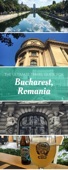 If you're curious about traveling to Bucharest, here's everything you need to know, from history to food and drink to public transportation.