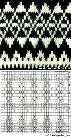 Tapestry Crochet Patterns, Intarsia Patterns, Fair Isle Knitting Patterns, Knitting Machine Patterns, Knitting Charts, Knitting Stitches, Easy Cross Stitch Patterns, Simple Cross Stitch, Crochet Diagram