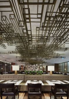 Charme Restaurant by Golucci International Design, Beijing China hotels and restaurants
