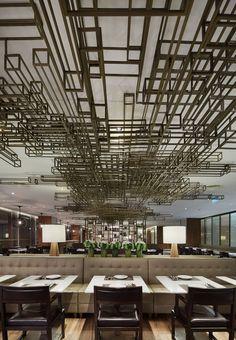 Charme Restaurant by Golucci International Design, Beijing China hotels and restaurants