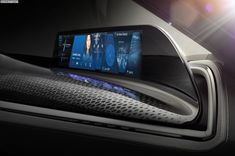 BMW AirTouch CES 2016
