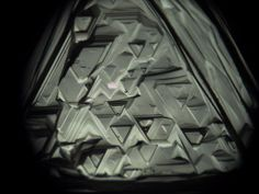 Surface of a Diamond