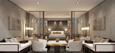 Hotel Guestroom - Regent Xi'an by Blink.