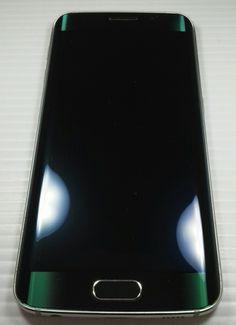 Samsung Galaxy S6 Edge 64GB (Green Emerald) Unlocked DoCoMo