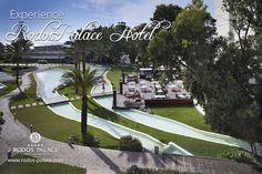 Enjoy the View From Garden VIP Suites! #hotel #holidays #Rodos #rhodes #Greece #5star   #luxury #luxurytravel #travel #Mediterranenan  #vacation #coctails #pool
