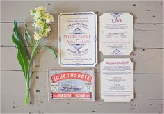 Vintage Travel Ideas From Wedding From Rebecca Arthurs