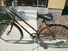 Vintage Raleigh Sprite 5 Speed Bicycle Bike Made England Neat Condition Nice | eBay