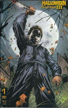 Horror Comic Book News - Comic Monsters - Michael Myers