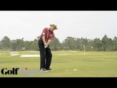 David Leadbetter: The A Swing Backswing - YouTube