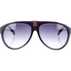 Pre-owned Dsquared² Sunglasses ($75) ❤ liked on Polyvore featuring accessories, eyewear, sunglasses, black, dsquared2 glasses, black sunglasses, dsquared2 eyewear, dsquared2 sunglasses and logo sunglasses