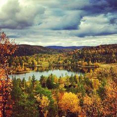 Vulusjøen, Nord-Trøndelag. #Norway