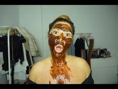 ΜΑΣΚΑ ΚΑΦΕΙΝΗΣ ΓΙΑ ΣΥΣΦΙΞΗ ΚΑΙ ΛΑΜΨΗ!!!!!!!!! - YouTube Carnival, Face, Youtube, Carnavals, The Face, Faces, Youtubers, Youtube Movies, Facial