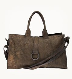 TAGLIOVIVO - leather and iron