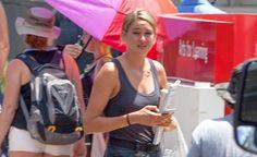 Gallery: Shailene Woodley Takes a Break on the Allegiant Set