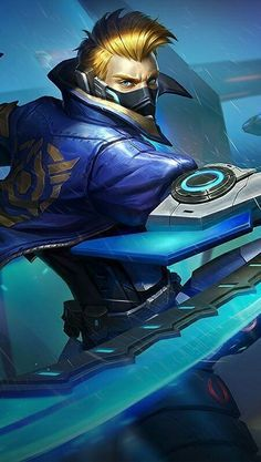 Alucard Mobile Legends Child Of The Fall Wallpaper Hayabusa Mobile Legend Mobile Legend Pinterest