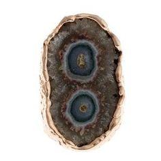 stalactite ring/vivian tamayo